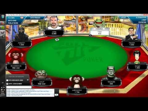 Full Tilt Poker - GamePlay