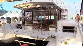 2017 Bali 4.0 Catamaran - Deck and Interior Walkaround - 2016 Annapolis Sailboat Show