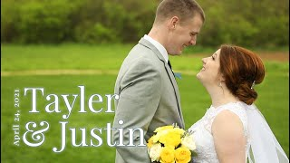 """Your Happiness Is My Greatest Concern"" Tayler & Justin Wedding"