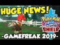 Game Freak IS NOT PRIORITIZING POKEMON IN 2019! The MOST Important Interview You Will See!!