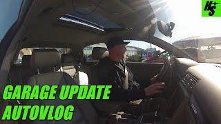 Spring Garage Update Auto Vlog #8