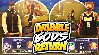 THE RETURN OF AYYMARK AND CHEESEAHOLIC 😱 BEST DRIBBLE GODS TAKE OVER AND BREAK ANKLES (MUST WATCH)
