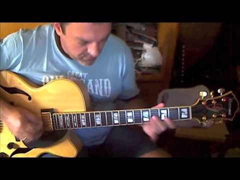 Minuano  (six eight) - Pat Metheny- (Cover) Jazz Backing track