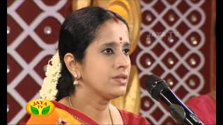 Margazhi Utsavam - Episode 43 Vishaka Hari On Friday,08/01/2016