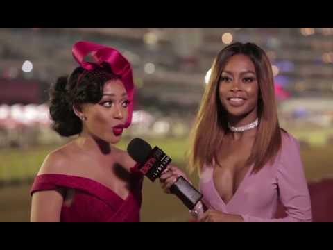 BET A-List at the Durban July pt. 2