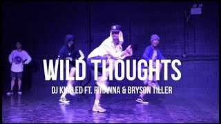 Wild Thoughts - DJ Khaled ft. Rihanna Dance | Choreography by Joe Tuliao