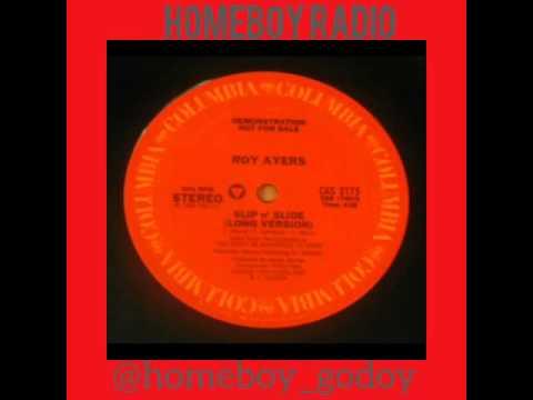 Roy Ayers - Slip N Slide