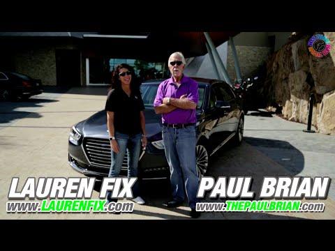 2017 Genesis G90 His Turn Her Turn Expert Car Review