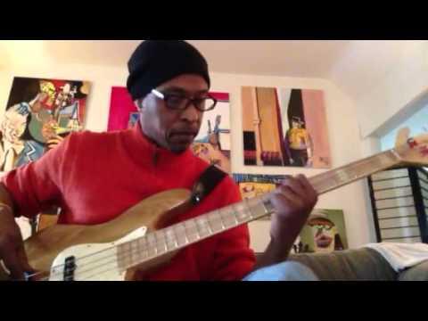 SX Jazz Bass  FUNK SLAP