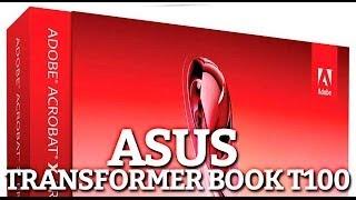 test asus transformer book t100 lecture pdf