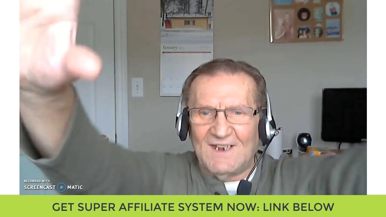 Super Affiliate System by John Crestani: Internet Jetset Rev