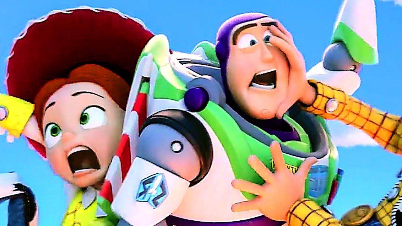 Toy Story 4 Full Pixar Movie Trailer Animation 2019