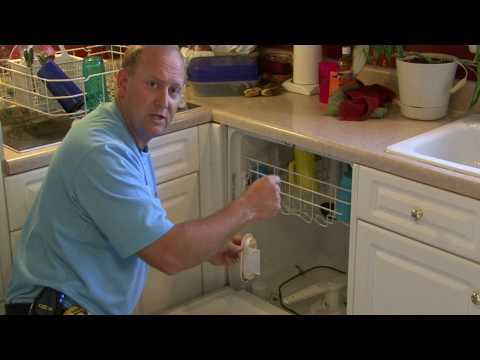 Home Maintenance : How to Diagnose Dishwasher Problems