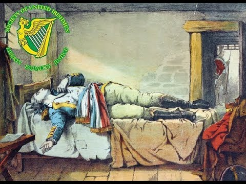 The irish rebellion of 1798 and Wolfe Tone