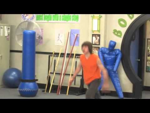LEO HOWARD's Martial Arts Demonstration!