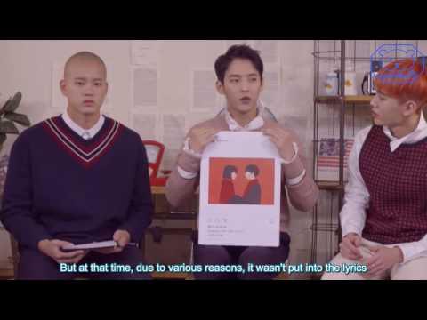 [ENG] BTOB - You're so fly (Original Rap) 정말 어렵게 탄생한 비투비의 명곡 '넌 감동이야'