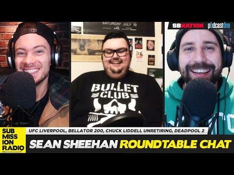 Quick Chat: UFC Liverpool, Chuck Liddell Unretiring, Usman's Win, Bellator 200!