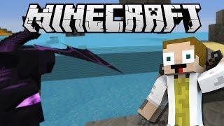 [GEJMR] Minecraft - Dragons minihra s Jirkou a Kelem