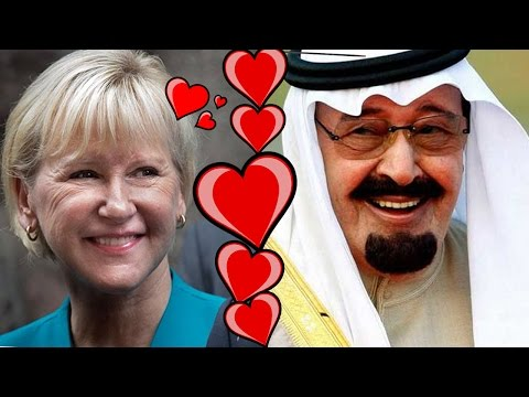Why Sweden Supports Saudi Arabia ~ Angry Foreigner rants