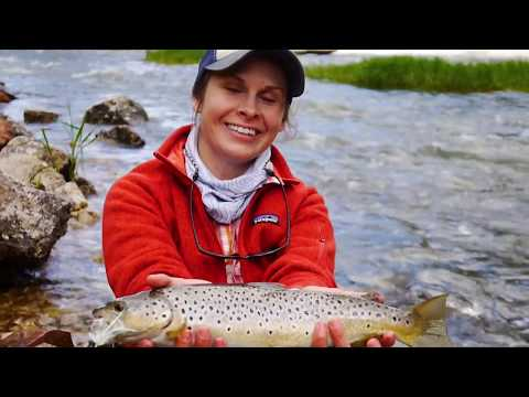 Montana Fly Fishing - Travel Video