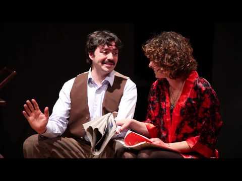 """""""L'Amante"""" di Harold Pinter   Compagnia Teatro a Manovella   Promo Spettacolo"""