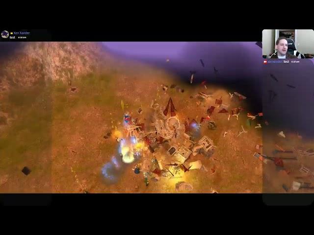 Majesty 2 - Single Missions (Live stream) [ 04 - Wizard Wars ]
