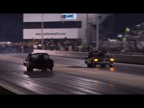 DADDY DAVE -vs- TUFF Chevy ll – Finish Line Shot