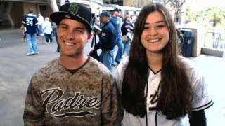 Bucks on the Pond stops at Petco Park