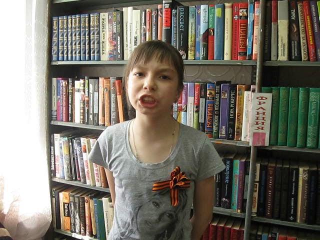 Изображение предпросмотра прочтения – ПолинаПанькова читает произведение «Кукла» К.М.Симонова