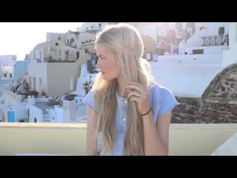 TUTORIAL | 3 Easy Hairstyles for Vacations
