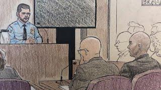 AP Debrief: Partner of accused cop: Feared ambush
