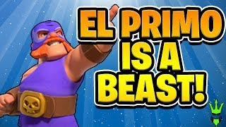 "EL PRIMO MAKES GOBLINS SO MUCH BETTER! - Fix That Rush Ep.8 - ""Clash of Clans"""