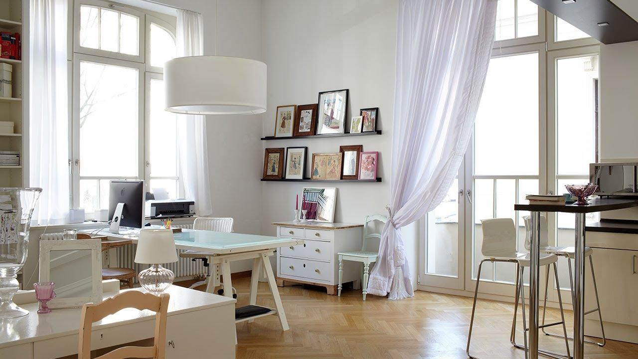 Narrow studio apartment ideas for Narrow studio apartment