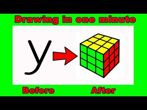 very-easy-!-how-to-turn-alphabet-y-into-iq-cube-for-beginners