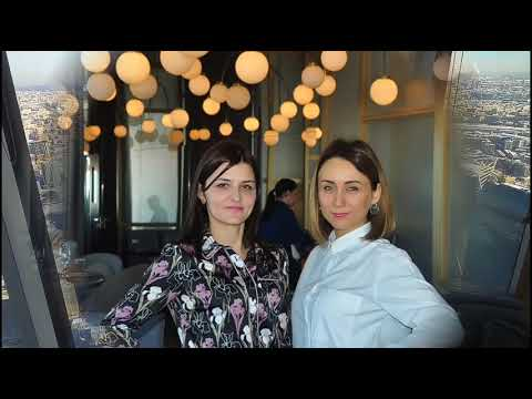 Москва, Москва Сити, Ресторан Русский, Супер видео!!!