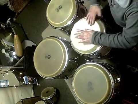 Eddie Mcguire mozambique rhythm
