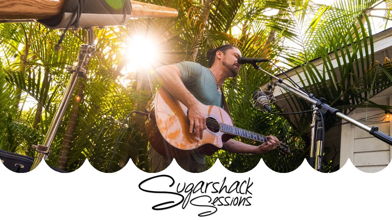 Will Evans - Easy Come High (Live Acoustic)   Sugarshack Sessions