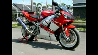 for sale moge yamaha r1 tahun 2002 super istimewa mp4