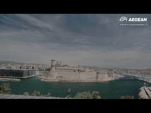 Μασσαλία - Η παλαιότερη πόλη της Γαλλίας