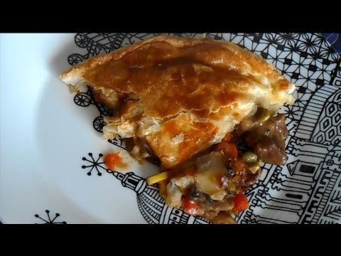 How To Make Lamb & Vegetable Pie