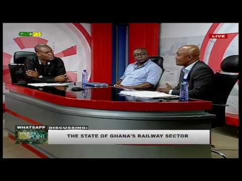 Talking Point: The State Ghana's Railway Sector