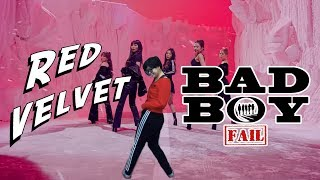 【KY】Red Velvet(레드벨벳) — Bad Boy DANCE COVER(Parody Ver.) + GIVEAWAY ON INSTA