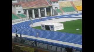 Чемпионат Казахстана Эстафета 100х200х300х400