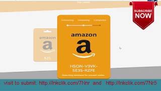 Amazon gift caed new 2019