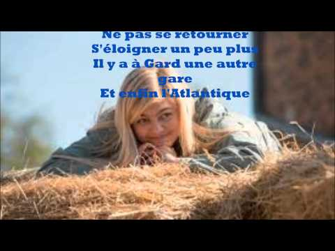Louane - Je Vole - Paroles