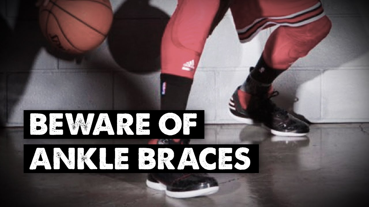 Basketball Shoes And Ankle Support