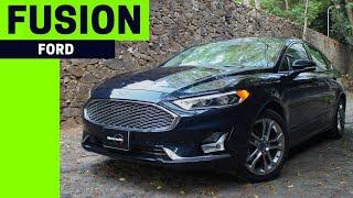 Ford FUSION 2020 | Esto es lo que te podría interesar | Motoren Mx