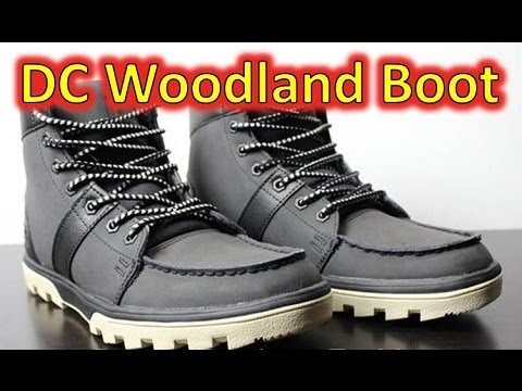 outlet boutique finest selection outlet DC Shoes Woodland - Review + On Feet