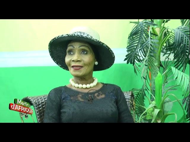 Matin d'Afrique Ruth 2018 09 05