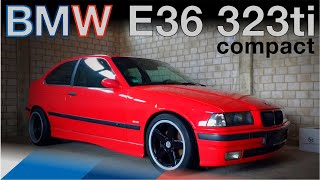 #P4-E01 BMW E36 323ti compact - THE NEW PROJECT CAR - to me better then 320i 323i 325i 328i coupe's